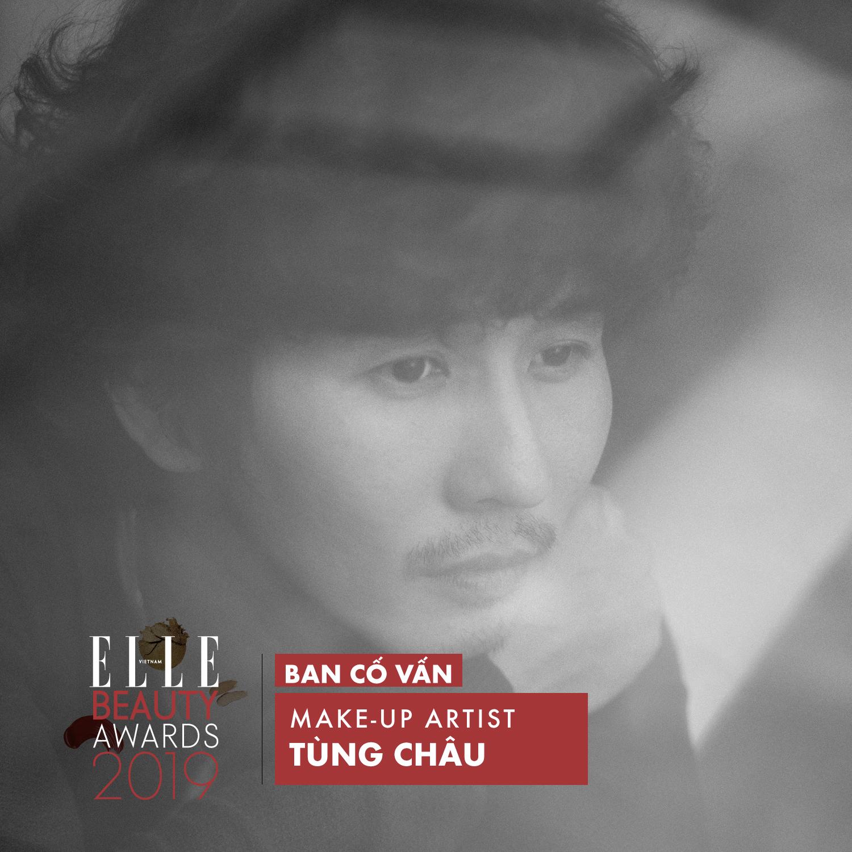 Tung Chau ELLE Beauty Awards 2019