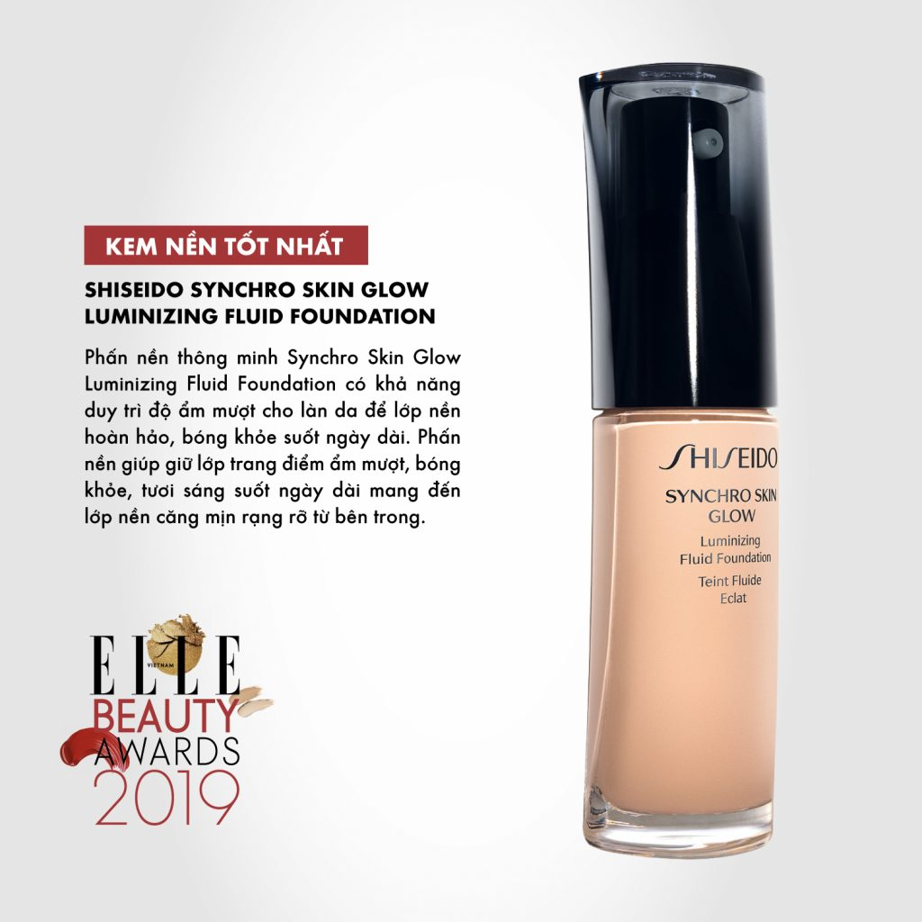 kem nền 10 ELLE Beauty Awards 2019