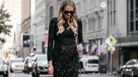 Chất liệu lấp lánh có thể gây nguy hại cho tương lai thời trang bền vững?
