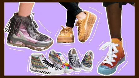 Cập nhật 6 kiểu giày thể thao hứa hẹn sẽ