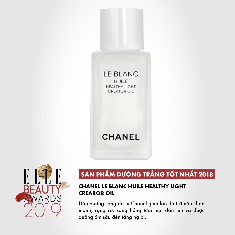 ELLE Beauty Awards 2019 dưỡng trắng 04