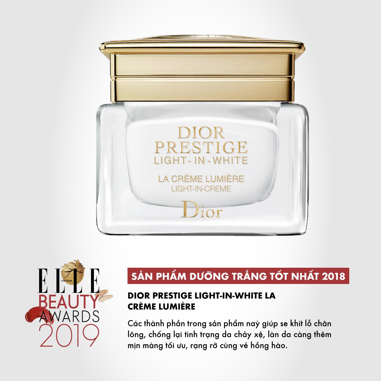 ELLE Beauty Awards 2019 dưỡng trắng 06