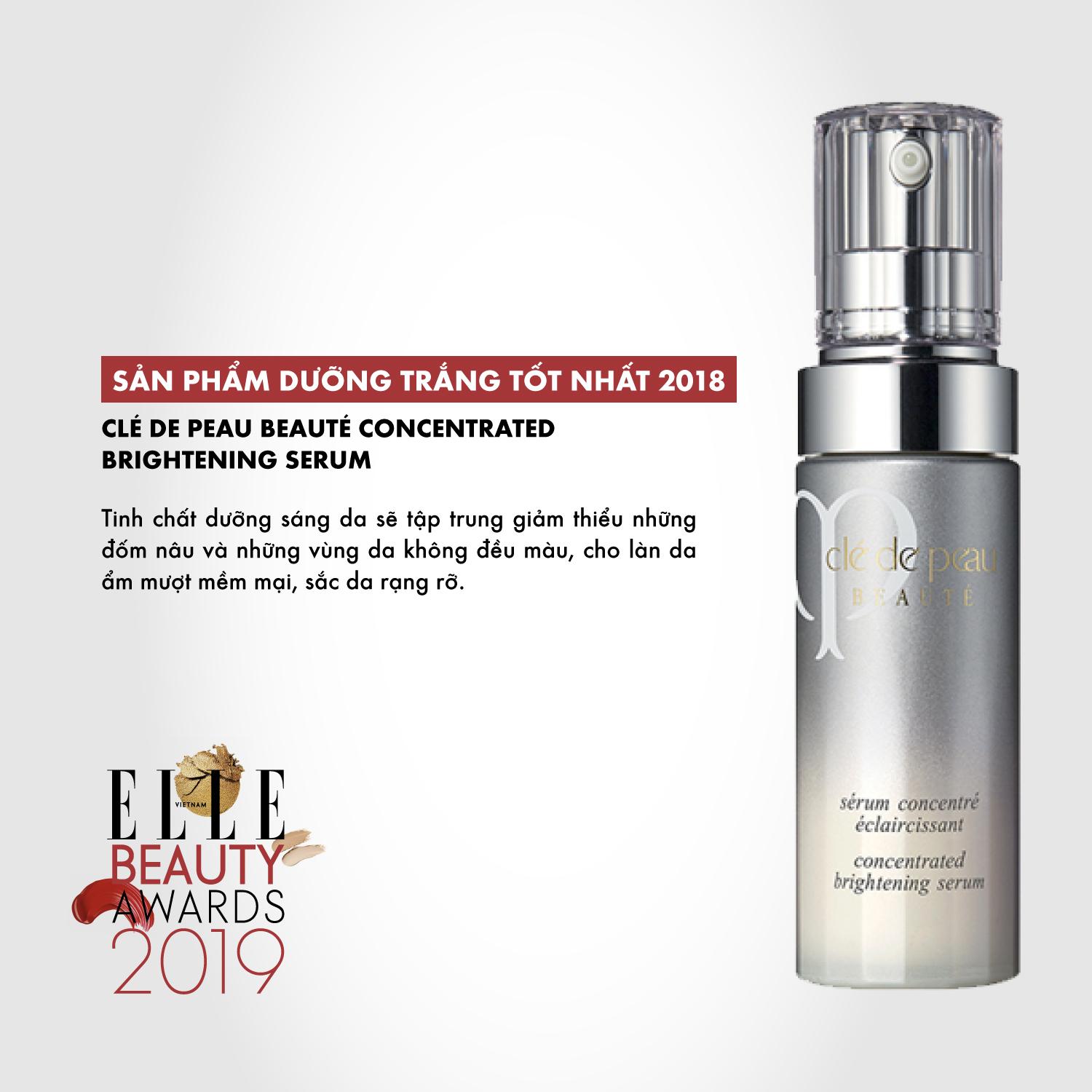 ELLE Beauty Awards 2019 dưỡng trắng 07