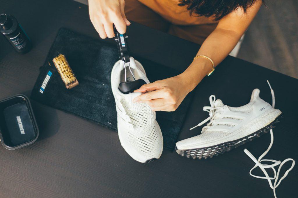 Bảo quản giày thể thao 5