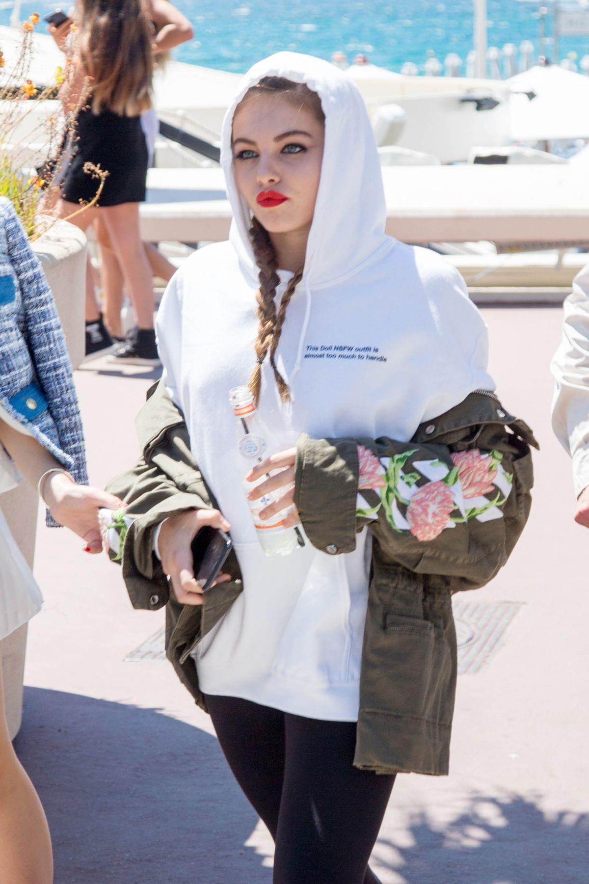 phong cách thời trang cá tính của người mẫu Thylane Blondeau 14