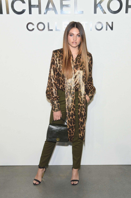 phong cách thời trang cá tính của người mẫu Thylane Blondeau