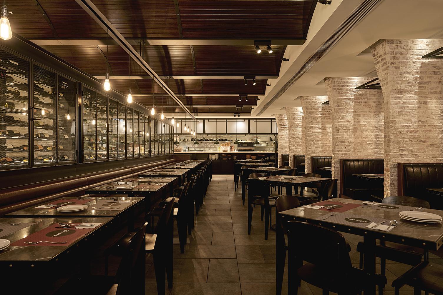 Nhà hàng Hong Kong 21