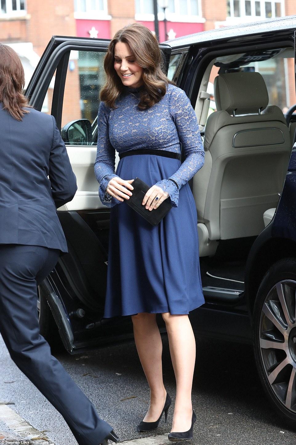 trang phục công nương Kate 5
