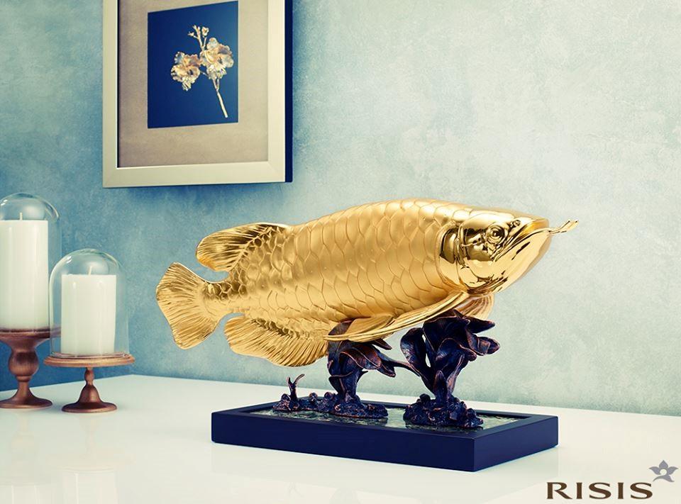 Những tác phẩm phong thủy chiêu Tài Lộc xuân Kỷ Hợi 4