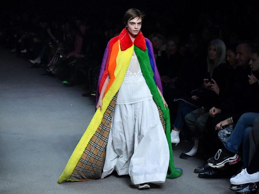 Xu hướng thời trang thuần chay 9