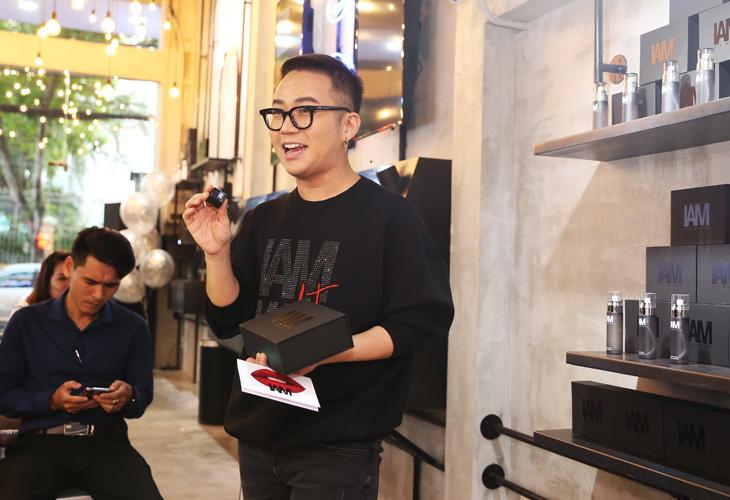 NTK Chung Thanh Phong thẳng thắn chia sẻ về tầm nhìn và định hướng dòng mĩ phẩm Việt trong thời gian sắp tới