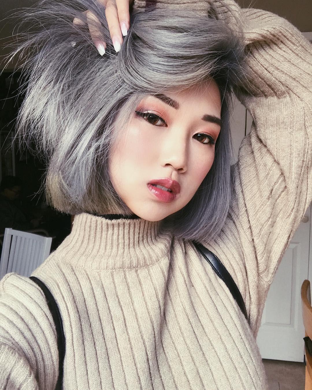 màu tóc nhuộm 14