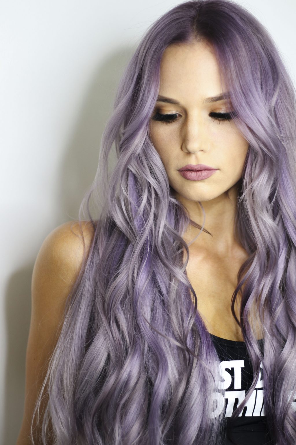 Màu tóc nhuộm cho nàng Nhân Mã. Ảnh: unplash.