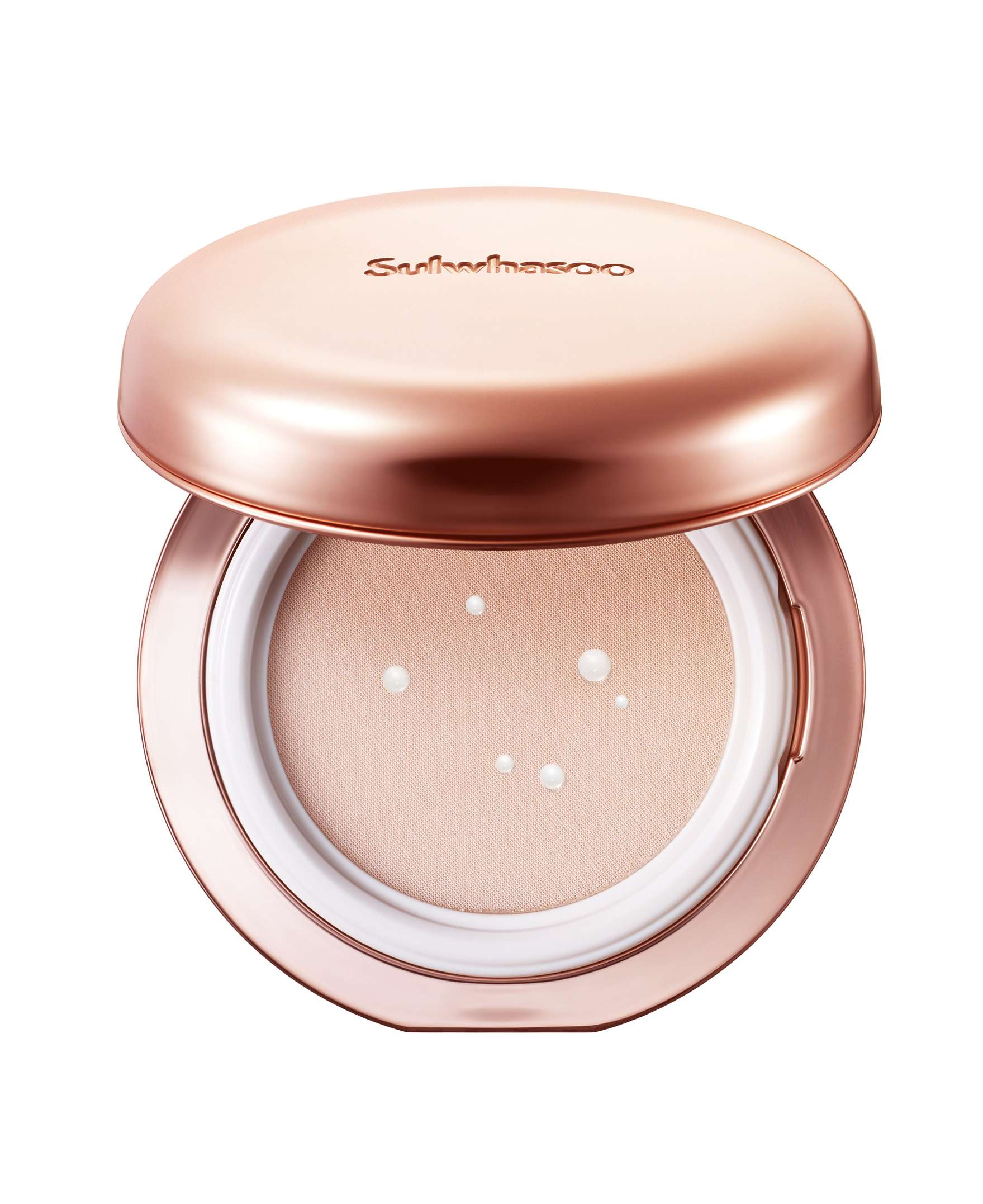 Sulwhasoo Sheer Lasting Gel Cushion & Foundation 11