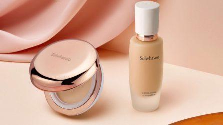 Sulwhasoo ra mắt dòng sản phẩm trang điểm Sheer Lasting Gel Cushion & Foundation