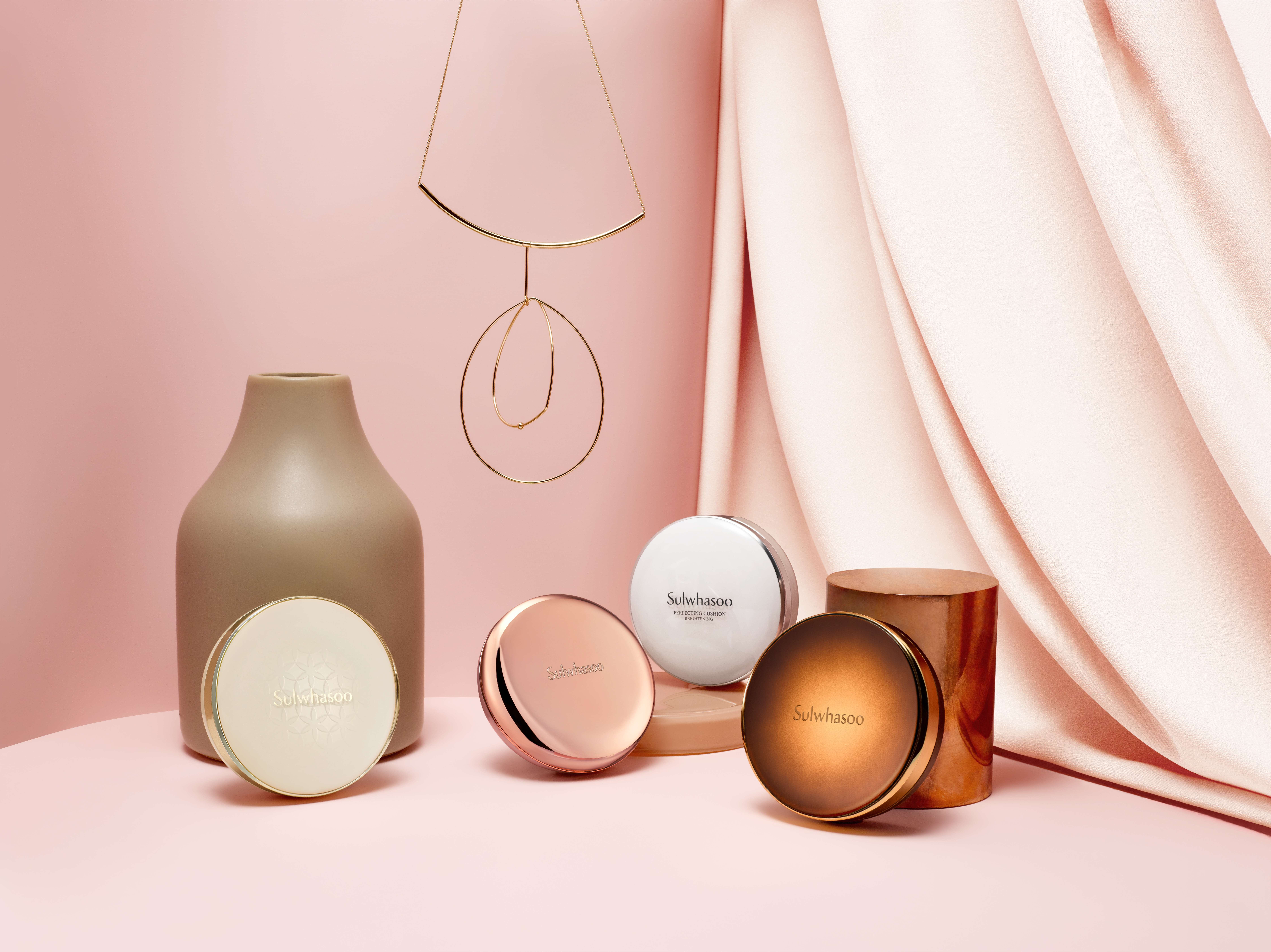 Sulwhasoo Sheer Lasting Gel Cushion & Foundation 6