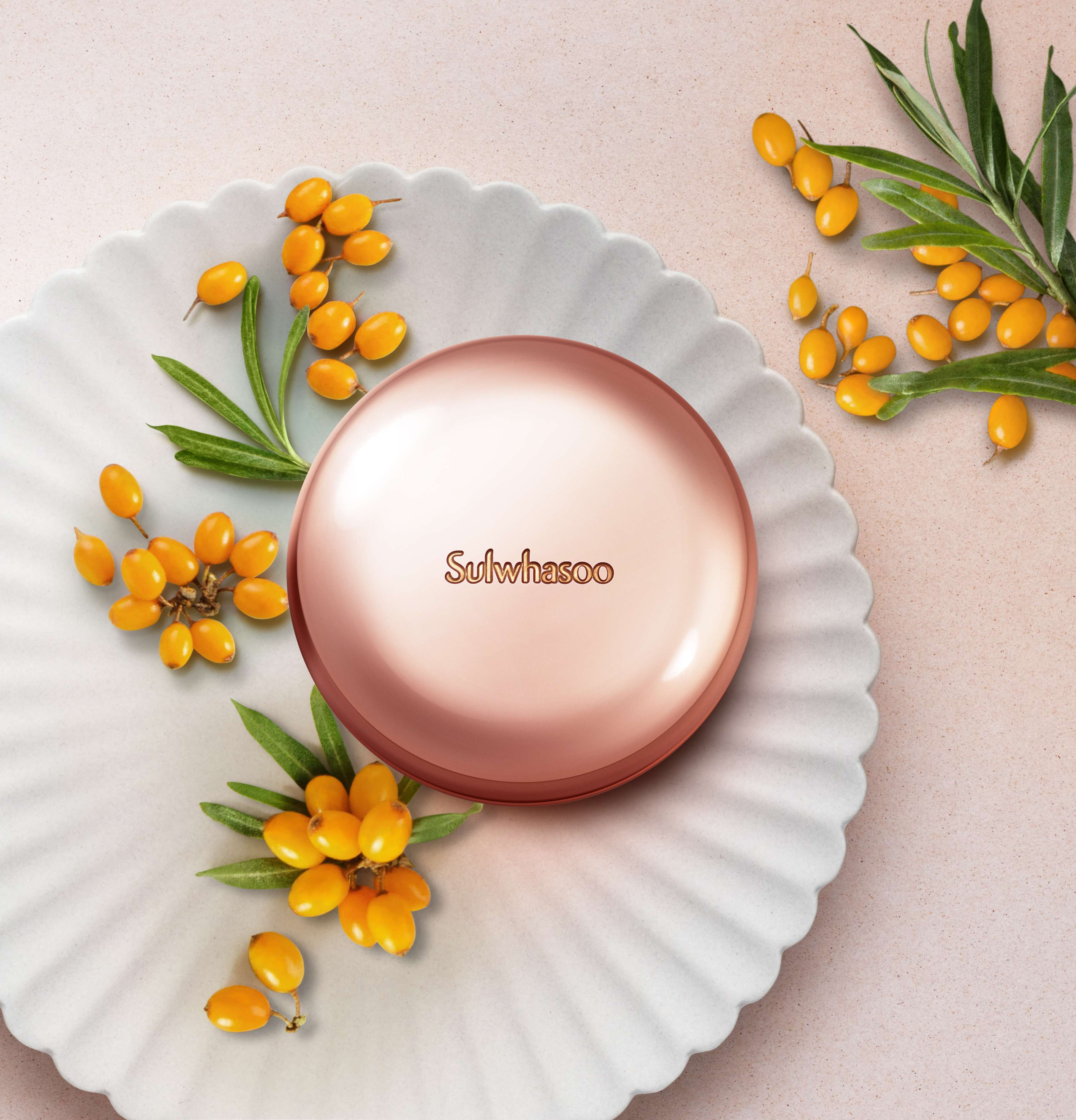 Sulwhasoo Sheer Lasting Gel Cushion & Foundation 7