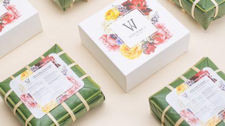 Quà Tết W Gourmet: Mùa hoa mùa Tết