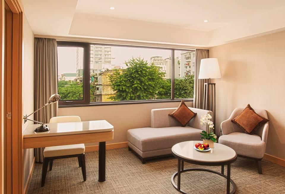 Trải nghiệm diện mạo mới của khách sạn Hà Nội 2