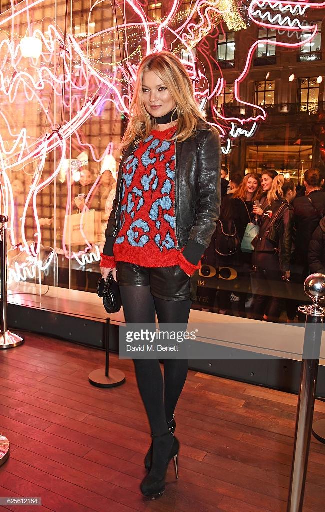 phong cách thời trang siêu mẫu Kate Moss 2