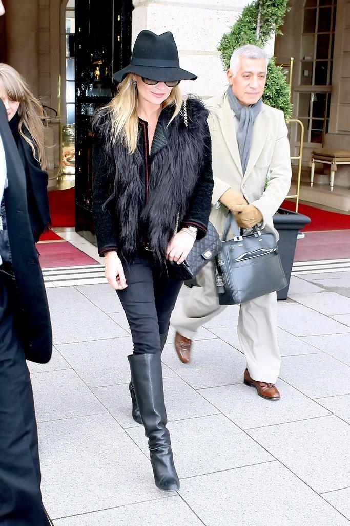 phong cách thời trang siêu mẫu Kate Moss 4