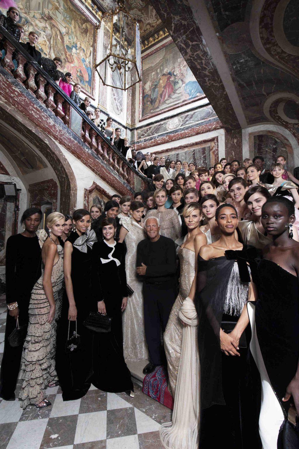 NTK Giorgio Armani là một trong những nhân vật giàu nhất làng thời trang 12