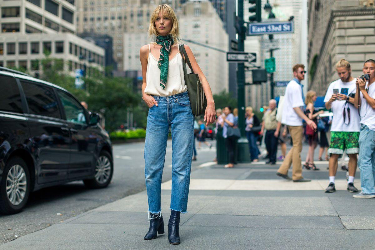 gọi tên các kiểu quần jeans