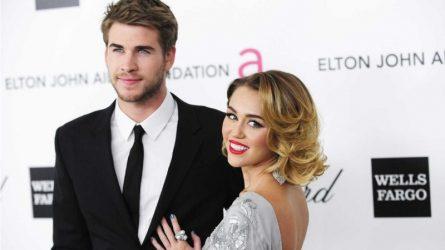 Miley Cyrus và Liam Hemsworth - Chân ái giữa đời thực
