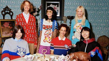 Điểm tin thời trang: Gucci, Burberry tung chiến dịch mừng Tết Kỷ Hợi, Calvin Klein đóng cửa hàng tại New York