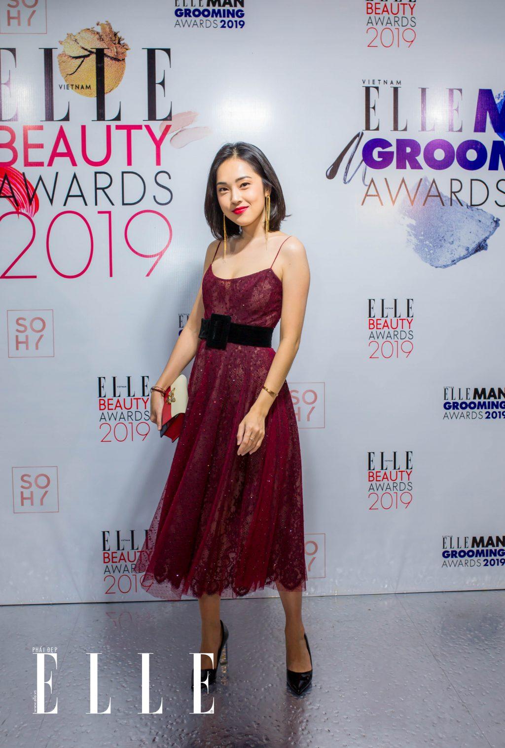 ELLE Beauty awards 2