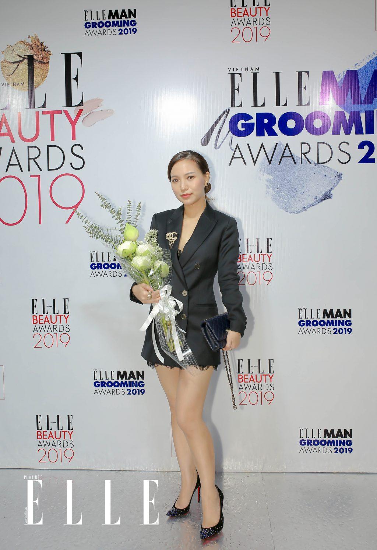 Beauty blogger Hannah Nguyễn - một trong những thành viên của ban cố vấn ELL Beauty Awards 2019.