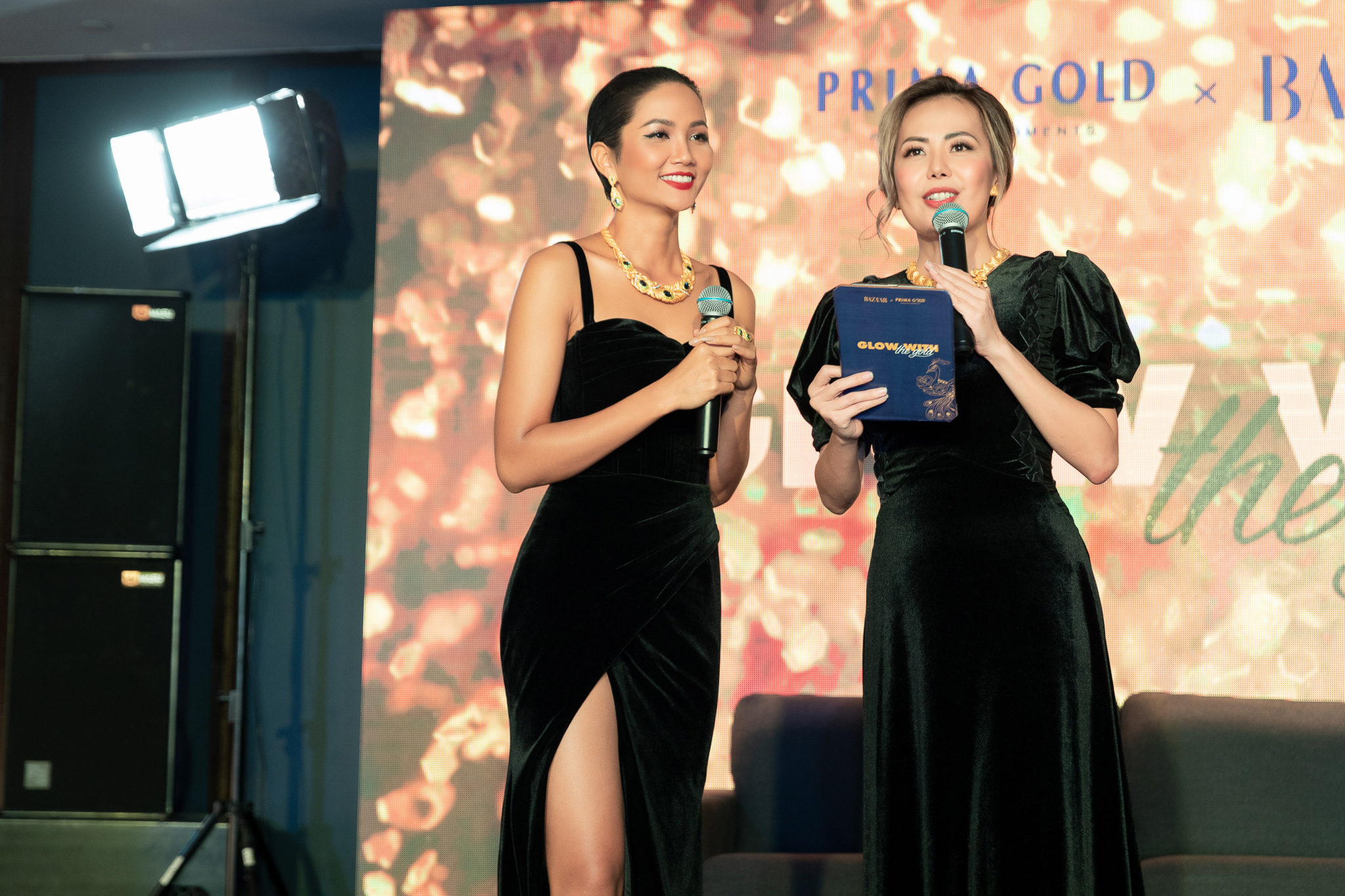 Đêm tiệc Glow with the Gold do Prima Gold tổ chức 7