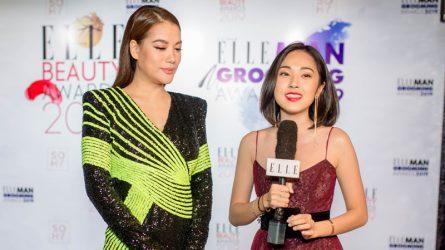 Hai sắc thái son môi thống lĩnh sự kiện ELLE Beauty Awards 2019