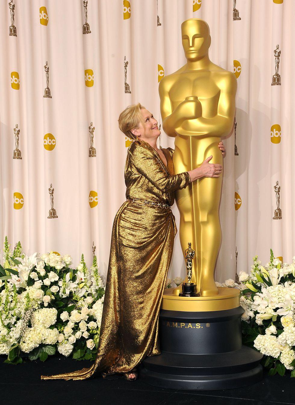 ELLE viet nam tượng vàng Oscar