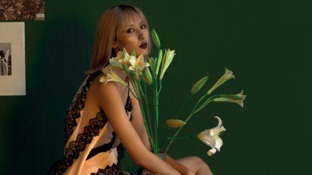 Bộ ảnh thời trang: Vẻ đẹp đợi chờ