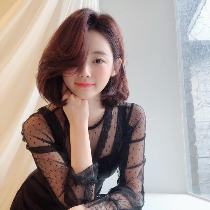 04 kiểu tóc ngắn Hàn Quốc