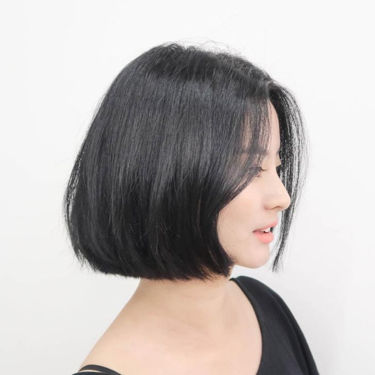 07 kiểu tóc ngắn Hàn Quốc