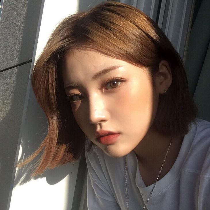 10 kiểu tóc ngắn Hàn Quốc