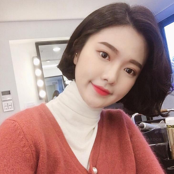 13 kiểu tóc ngắn Hàn Quốc