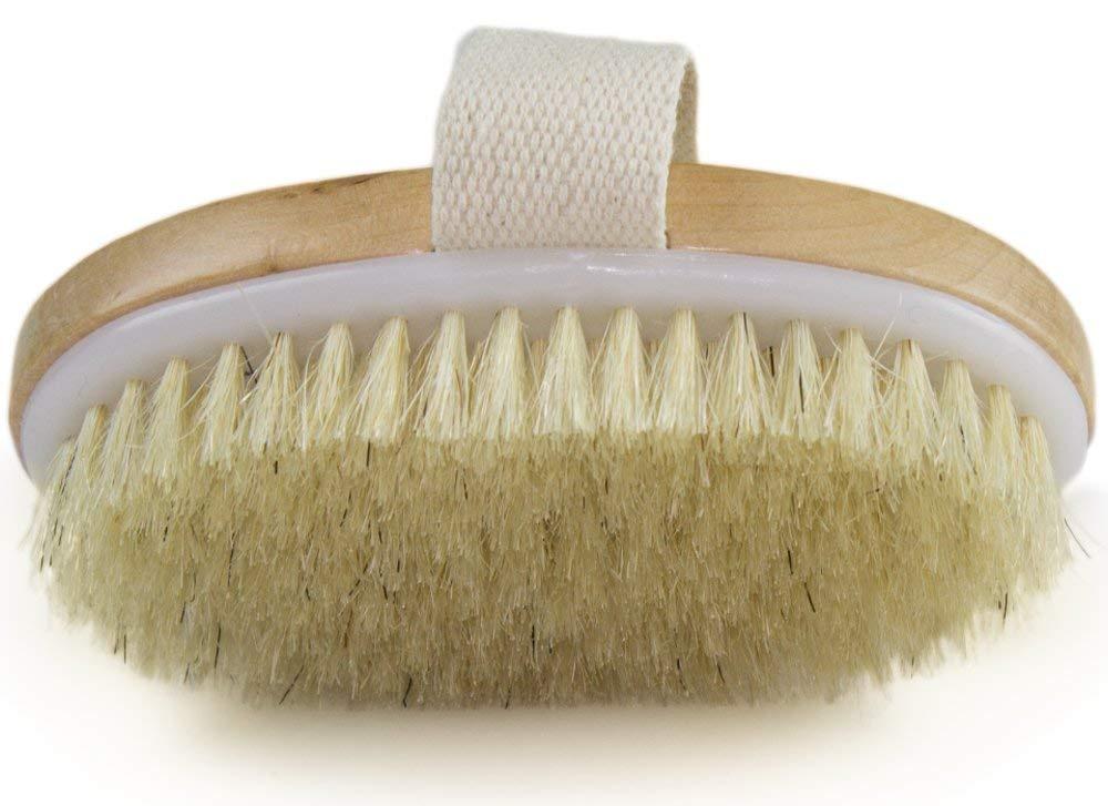 Học cách chăm sóc da với phương pháp Dry Brushing