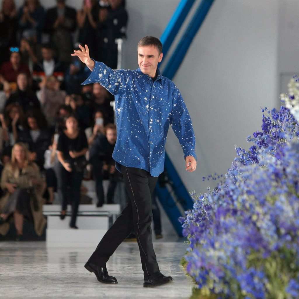 NTK Kevin Carrigan sẽ thay thế NTK Raf Simons tại Calvin Klein?