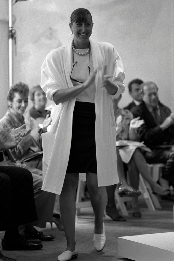 NTK Donna Karan ra mắt bst mới