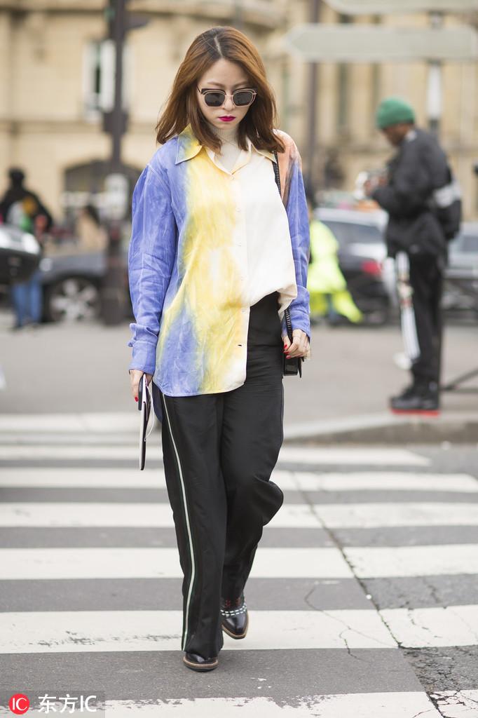 xu hướng thời trang tie-dye 4