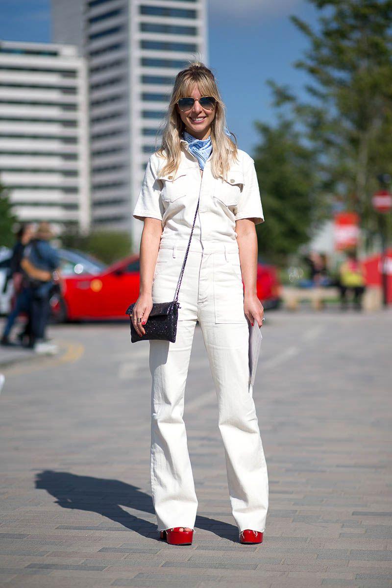 cách phối đồ màu trắng áo khoác 5