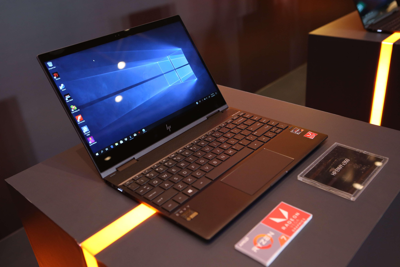HP Việt Nam giới thiệu danh mục sản phẩm máy tính cá nhân 10