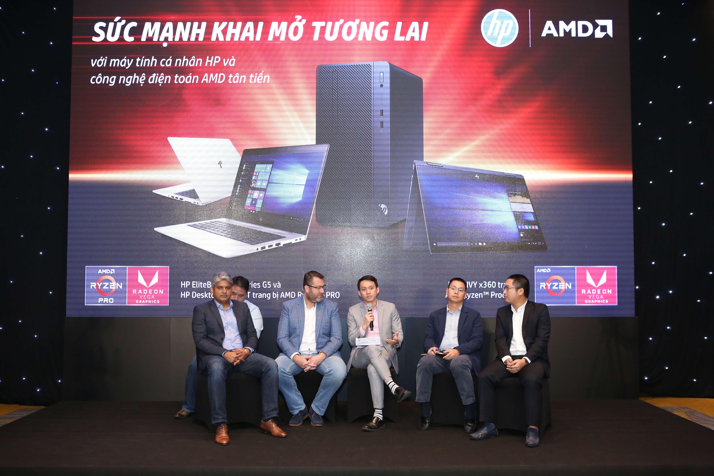 HP Việt Nam giới thiệu danh mục sản phẩm máy tính cá nhân 2