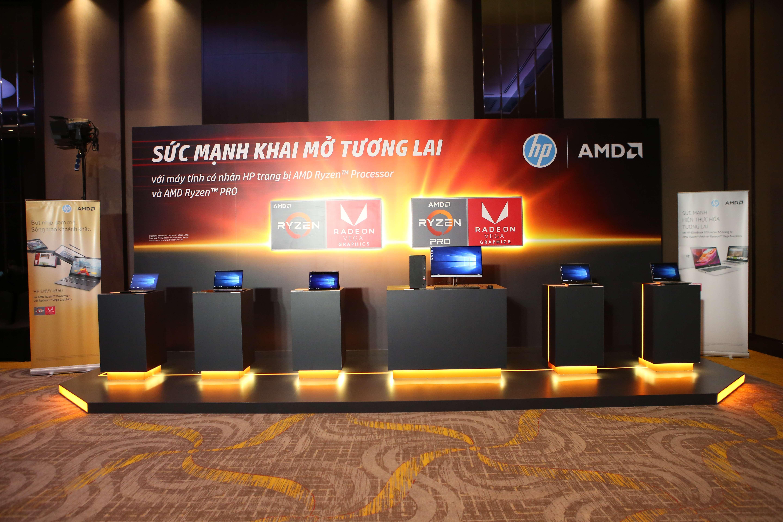 HP Việt Nam giới thiệu danh mục sản phẩm máy tính cá nhân 5