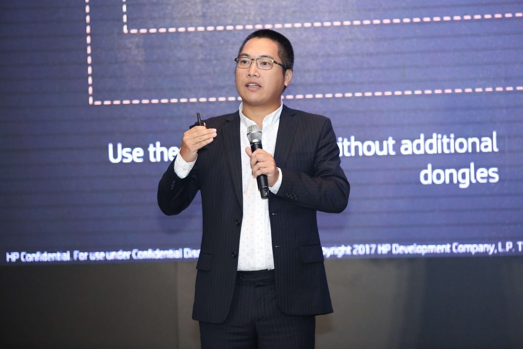 HP Việt Nam giới thiệu danh mục sản phẩm máy tính cá nhân 6
