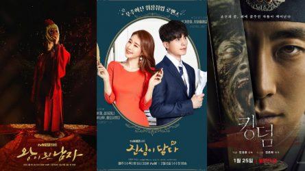 Những bộ phim truyền hình Hàn Quốc hứa hẹn gây sốt nửa đầu 2019 (Phần 1)