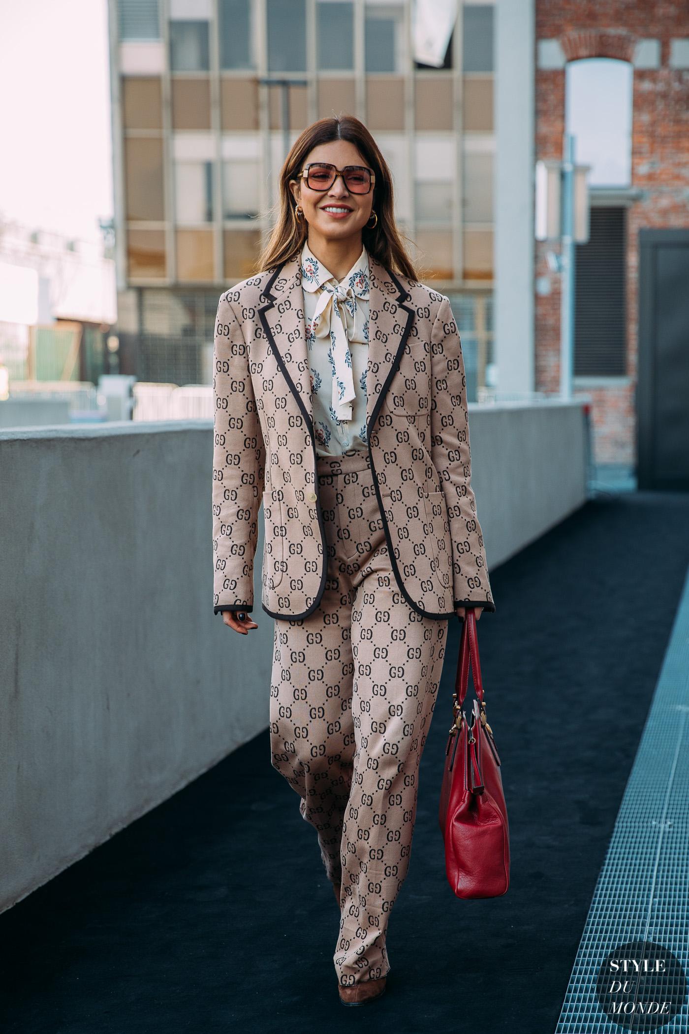 phong cách thời trang với màu beige 8